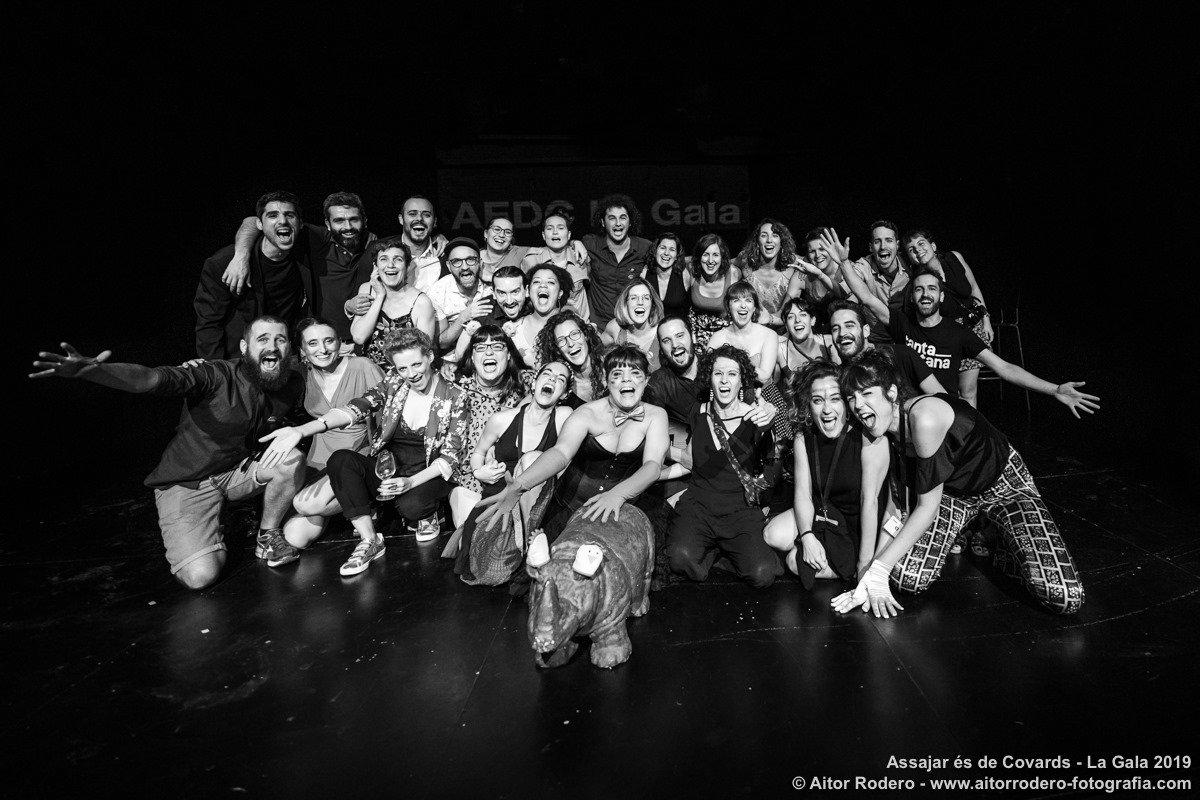 Foto - Assajar es de covards La Gala 6